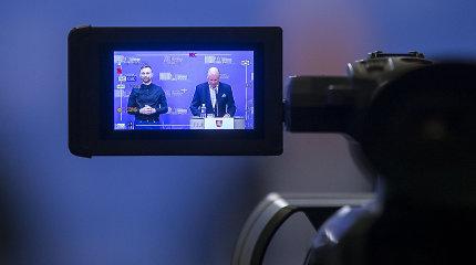 VRK aiškinsis, ar Vyriausybės reklama apie ketverių metų darbus susijusi su Seimo rinkimais