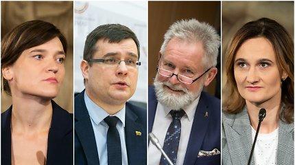 Artinasi balsavimas dėl LGBT bendruomenę ginančio V.Mizaro – valdančiųjų vienybės išbandymas