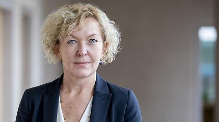 KT: sprendimas dėl S.Rudėnaitės atleidimo – neteisėtas, ji grąžinama į pareigas