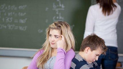 Mokinių iš prestižinių Kauno mokyklų išpažintys: apie krūvius, atmosferąir santykius su mokytojais