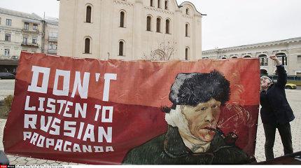 Rusijos skelbiamos netikros naujienos kelia ir šypseną, ir nerimą