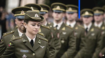 Lietuvos kariai: kodėl pakeltas balsas yra normalu ir apie lygybę tarp moterų bei vyrų