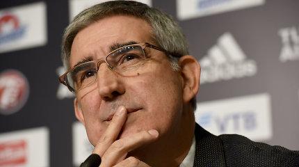 Eurolygos bosas J.Bertomeu – apie naują sezoną, iššūkius, lygos plėtrą bei ateitį