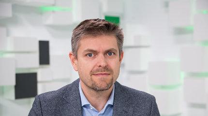Verslininkas Ilja Laursas: studentų idėjas universitetai užrakina, o raktą išmeta