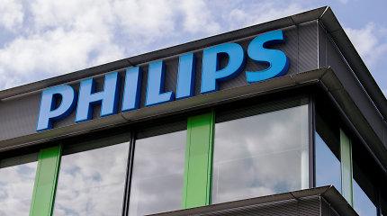 """""""Philips"""" už 3,7 mlrd. eurų parduoda buitinės technikos verslą"""