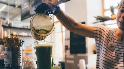 Stiklinė sveikatos ir dėmesio: laiko patikrintų sostinės sulčių barų trejetukas