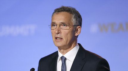J.Stoltenbergas: kosmosas taps nauja NATO operacijų erdve
