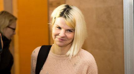 E.Geležiūnienė išteisinta dėl smurto prieš vaiką