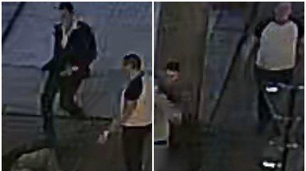 """Prie """"Mojo"""" klubo trys vyrai suspardė jaunuolį, dabar jų ieško Vilniaus policija"""