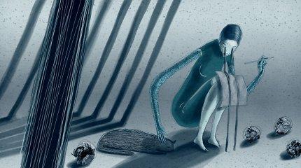 Viename svarbiausių animacijos festivalių antrus metus dalyvauja lietuviškas filmas