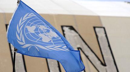 JT siųs savo atstovą į JAV rengiamą konferenciją dėl taikos Artimuose Rytuose