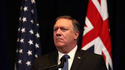 JAV valstybės sekretorius: Kinija kels didesnį pavojų JAV saugumui nei Rusija