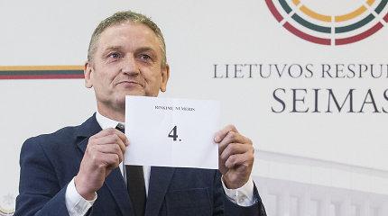 """Seimo rinkimų dalyviai: S.Buškevičiaus ir Tautininkų koalicija """"Prieš korupciją ir skurdą"""""""