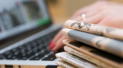 Daugiausia žurnalistų etikos pažeidimų – interneto portaluose ir regioninėje spaudoje