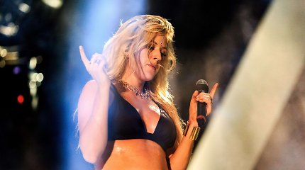 """Positivus"" festivalyje Latvijoje gros Iggy Pop, Ellie Goulding, M83 ir ""Air"""