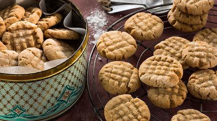 Kepame skaniausius sausainius: 6 patarimai ir 20 puikių receptų