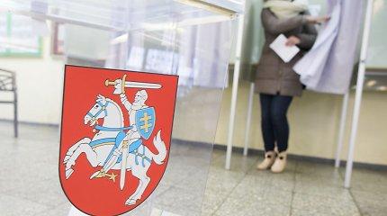Merų rinkimai: Jonavoje pirmauja socialdemokratas, Šakiuose – konservatorius
