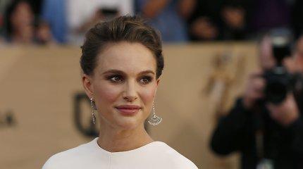 Būties premiją pelniusi Natalie Portman įteikimo ceremonijoje nedalyvaus dėl vienos priežasties