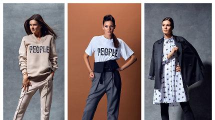 Dianos Vapsvės naujos kolekcijos veidu tapo stilistė Austėja Jablonskytė