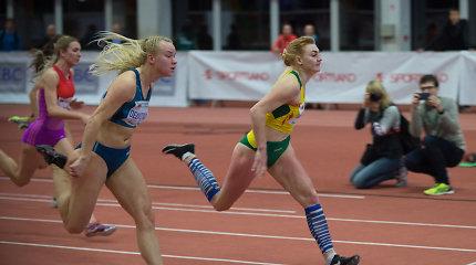 Išnaudojo paskutinį šansą: A.Andriukaitytė įvykdė Europos čempionato normatyvą