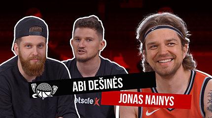 """Žiūrėti NBA keldavosi paryčiais: Jovani susitikimas su J.Hardenu ir """"Kyrie"""" sportiniai bateliai"""