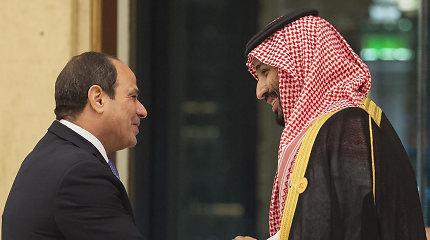 Viršūnių susitikimo Mekoje dalyviai išreiškė palaikymą palestiniečiams ir Saudo Arabijai