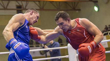 Lietuvos boksininkams skirtingai susiklostė startas pasaulio čempionate