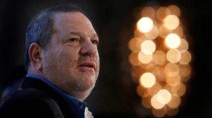 """Harvey Weinsteiną demaskavę """"The New York Times"""" ir """"New Yorker"""" apdovanoti Pulitzerio premija"""