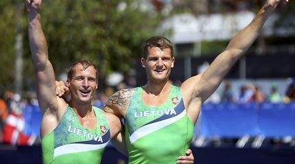Aišku, kad neaišku – dėl rentų klausimo ir olimpinis vicečempionas pasirengęs baigti karjerą