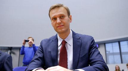 EŽTT paskelbė pirmą sprendimą dėl 2017 metų kovo 26-osios A.Navalno akcijos
