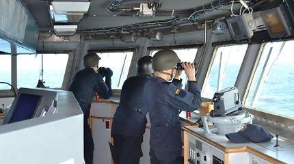 Karinių jūrų pajėgų jaunesniųjų karininkų vadų mokymams – 20 metų
