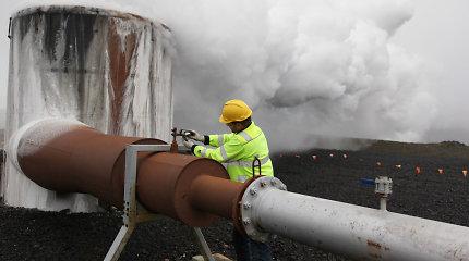Neregėtas energijos šaltinis: islandai gręžiasi iki magmos