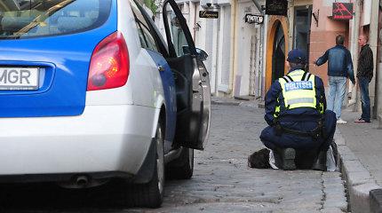 Taline sučiuptas vyras, įtariamas pavogęs 150 000 eurų iš Suomijos loterijų bendrovės