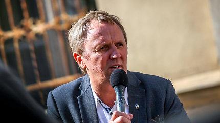 Nacionalinio Kauno dramos teatro vadovas E.Stancikas: laukia šimtasis sezonas, trupėje – 14 naujų aktorių
