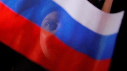 Tautų draugystės gatvė Ukrainą skiria nuo Rusijos