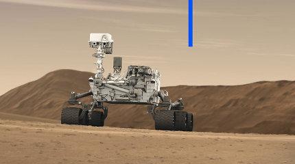 """Mokslo sriuba"": kada bus įminta Marso gyvybės mįslė?"