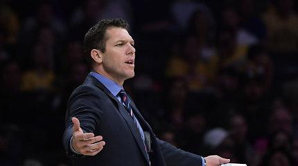 """""""Lakers"""" atleistam L.Waltonui """"Kings"""" pasiūlė ketverių metų sutartį"""