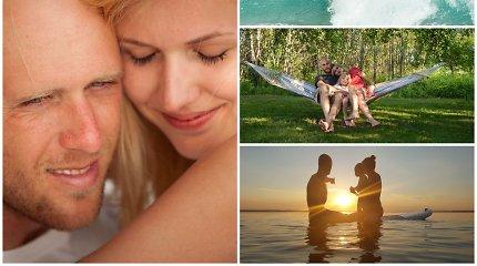 Rasa ir Domas pertvarkė savo gyvenimą taip, kad vasaras leistų Lietuvoje, o žiemas – Kanarų saloje