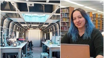 """Sociologė Inga dvi savaites dirbs """"Marse"""": viena iš sąlygų kandidatui – pajėgti vaikščioti su 15 kg skafandru"""
