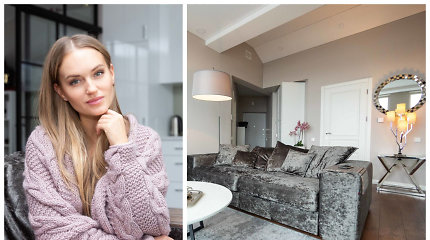 Gintarė Gurevičiūtė įsileido į savo stilingus namus Užupyje: kiekviena detalė kruopščiai apgalvota