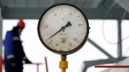 Kaliningrado srities gubernatorius: dujų tranzitas per Lietuvą šiemet augs