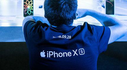 """Kuo ypatingas naujasis """"Apple"""" telefonas – """"iPhone Xs""""?"""