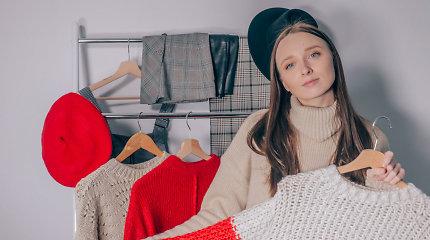 Stiliaus tendencija. Megztinių deriniai šaltajam sezonui