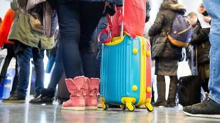 Šimtai lietuvių parskraidinami iš Valensijos ir Amsterdamo