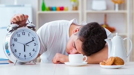 Vakare negali užmigti, o rytais atsikelti? Sužinok, kaip savo miegą gali analizuoti pats