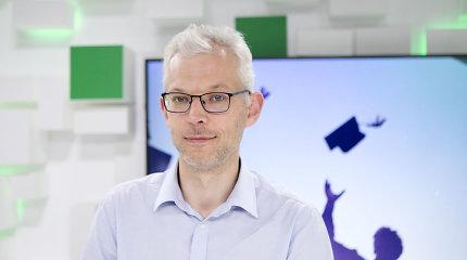 15min studijoje – MRU profesorius J.Žilinskas: kodėl teisė yra tarp populiariausių studijų?