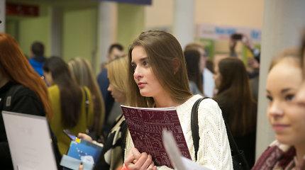 Trys aukštosios mokyklos atbaidė stojančiuosius: kokių studijų jie nesirinko?