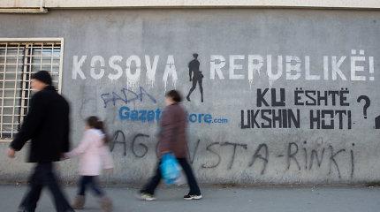 Europos Sąjungos narės nesutaria dėl Bendrijos planų plėstis į Balkanus termino