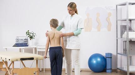 Liga, dėl kurios į specialistus vaikų tėvai turėtų kreiptis profilaktiškai