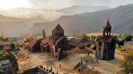 Masinio turizmo dar neatrasta Armėnija: kodėl lietuvis ten siūlo nuvykti visiems